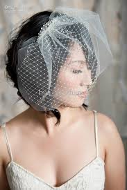 wedding veils for sale 2016 noble vintage two layers blusher tulle veils white ivory