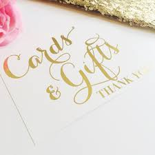sign a wedding card new in the shop gold foil wedding signs avenue twenty one