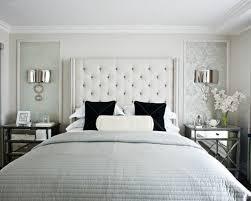chambre a coucher moderne les meilleures variantes de lit capitonné dans 43 images