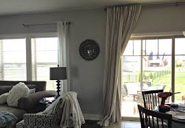 How High To Mount Curtain Rod Living Room Outstanding How High Should I Go Sprinkled Nest Inside