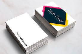 cards business free printable business cards 4over4