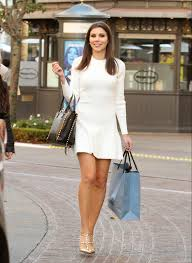 heather dubrow seen shopping at the grove in la 12 3 15 lipstick