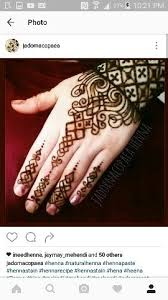 how to make a henna tattoo
