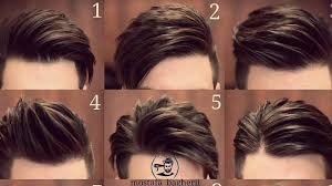 360 view of mens hair cut top 10 popular haircuts for guys 2018 guys hairstyles trends