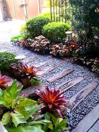 Garden Landscape Design Ideas Philippines Simple Home Front Yard The Garden Inspirations