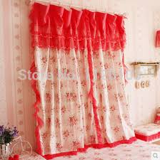 Red Polka Dot Curtains Ikea Curtains Polka Dots Decorate The House With Beautiful Curtains