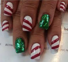 201 best christmas nail art designs images on pinterest make up