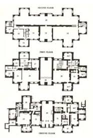 Althorp House Floor Plan Castle Howard I Kinda Like This One And There Would Be An Upper