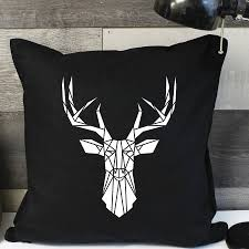Stag Cushions Stag Cushions