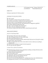 Trained New Employees On Resume Resume