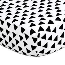 Black And White Crib Bedding Sets The Peanut Shell Safari 4 Crib Bedding Set Reviews Wayfair