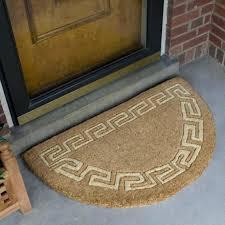 Coir And Rubber Doormat Surprising Large Coir Door Mats Outdoor Photos Best Inspiration
