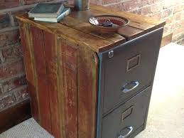 Fancy Filing Cabinets Fancy Vintage Industrial File Cabinet With
