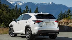 lexus nx interior trunk 2015 lexus nx 200t f sport review notes autoweek