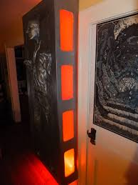 decoration home ideas han solo carbonite wall decoration home design planning cute