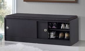 Shoe Storage Bench Ashby Shoe Storage Bench Groupon Goods