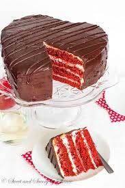 super tall red velvet layer cake sweet u0026 savory by shinee