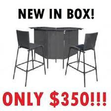 Jysk Bar Table Buy Or Sell Patio U0026 Garden Furniture In Mississauga Peel Region