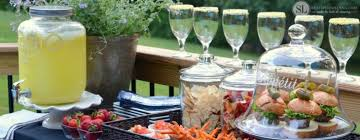 Summer Entertaining Ideas - summer entertaining outdoor poolside party pier1outdoorparty