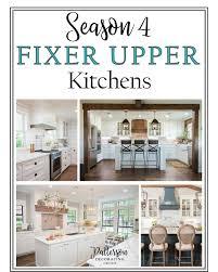 fixer kitchen cabinets fixer kitchens season 4 patterson decorating