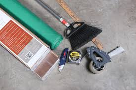 Tools Needed For Laminate Flooring How To Install Visqueen Vapor Barrier Pe Film An Illustrated