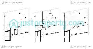 Triplex Floor Plans The Opus Floor Plans Justproperty Com