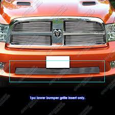 pictures of 2012 dodge ram 1500 fits 2009 2012 dodge ram 1500 sport express bumper billet grille