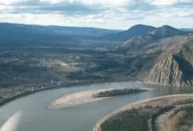 Eagle River Alaska Map by Yukon River