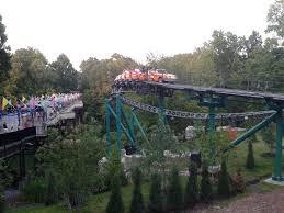 Busch Gardens Williamsburg New Ride by Verbolten Busch Gardens Williamsburg Coaster Reviews