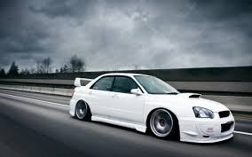 subaru impreza hatchback modified wallpaper subaru sti wallpapers