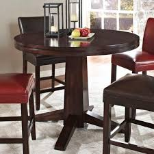 Round Cherry Kitchen Table by 18 Best Basement Table And Chairs Images On Pinterest Counter