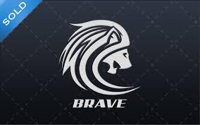 lion heads for sale premium lion logo for sale lobotz
