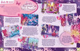 image barbie mariposa u0026 fairy princess storybook scenes jpg