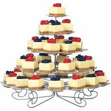 cheesecake wedding cake wedding cake