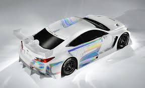 lexus rc truck say hello to the 532bhp lexus rc f gt3 race car
