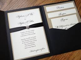 invitation wedding wedding invitations with pockets reduxsquad
