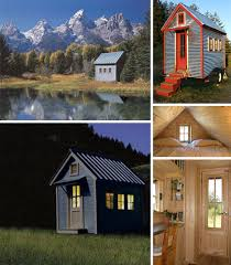 super small houses super tiny homes trend semi mobile small space living