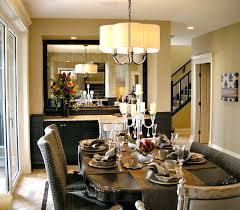 Buffet Decorating Ideas by Dining Room Mirrors Dining Room Buffet Decorating Ideas With