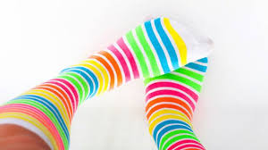collects more than 2 300 pairs of silly socks for fellow