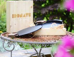 stovetop pizza oven ironate 3 minute stovetop pizza oven reaches 800 degrees
