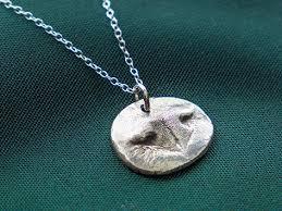 custom charms pet nose custom charms by precious metal prints