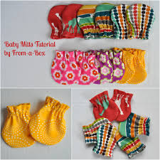 baby shower free baby mitts pattern gracious threads