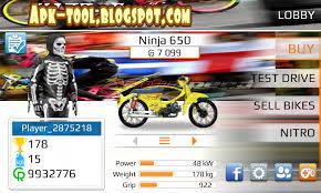drag bike apk drag racing mod motor indonesia apk mod v2