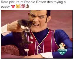 Pussy Destroyer Meme - robbie rotten the pussydestroyer dankmemes