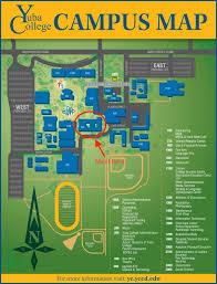 Scc Campus Map Sacramento Valley Community Colleges Mathematics Conference