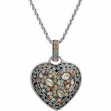 crystal heart necklace images Crystal voyage crystal voyage heart necklace necklaces jpg