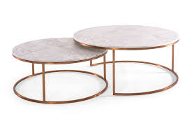Marble Coffee Table Marble Nest Coffee Tables Rhythm