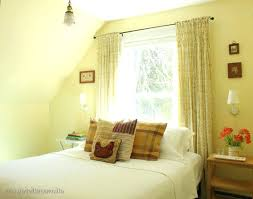 Yellow Bedroom Curtains Curtains For Light Yellow Walls As Well As Medium Size Of Yellow