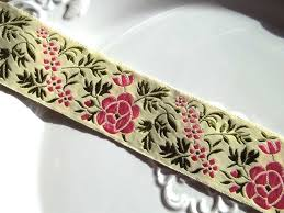 jacquard ribbon by the yard 204 best ribbon images on ribbons ysl and