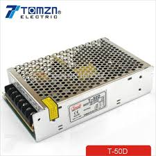 le 24v t 50w d output 5v 12v 24v switching power supply smps ac to